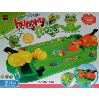 Board Game Hungry Frogs