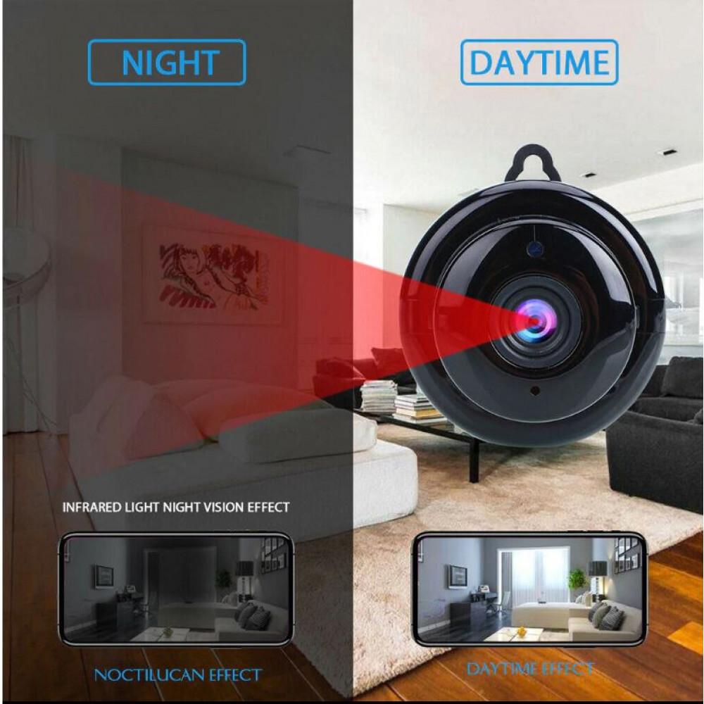HD Wifi IP Wireless Mini 2.0MP Night Vision Camera, Security Camera, Video Nanny