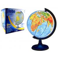 A useful gift for a teacher - a political, physical or political-physical globe