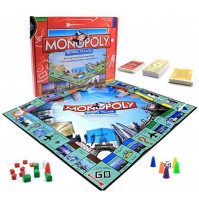 Monopoly Global Village game