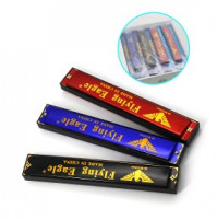 A gift for a child or adult, a real professional harmonica