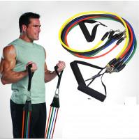 Home Gym Expert набор эспандеров