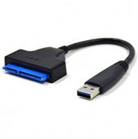 Адаптер USB 3.0 - SATA (HDD, SSD)