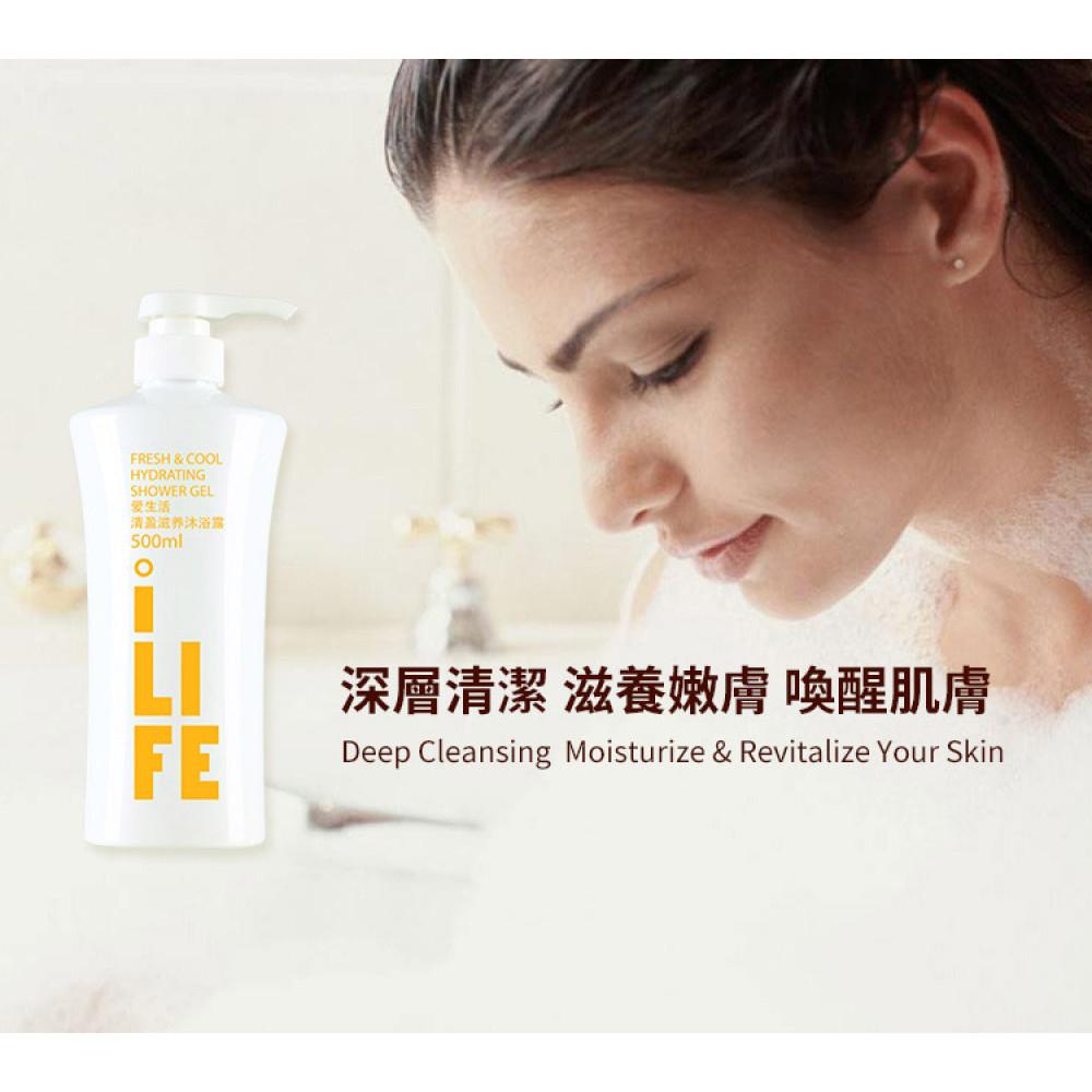 iLife Nourishing Shower Gel