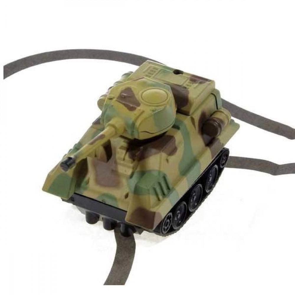 Induktīvs tanks ar optiskiem sensoriem - rotaļlieta