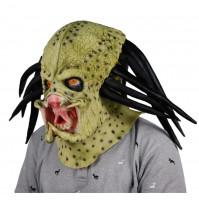 Latex carnival scary mask from the movie Alien vs Predator