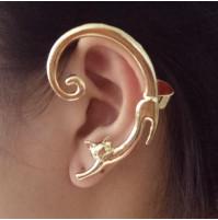 Cute cat ear cuff
