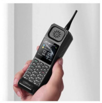 Push-button retro mini phone with a powerful battery, large buttons and support for 2 SIM cards, Dual Sim Card
