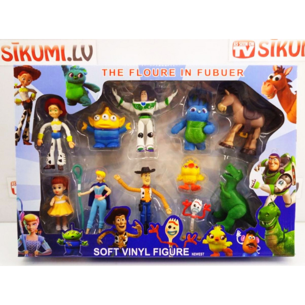 Toy Story Playable Collectible Action Figures