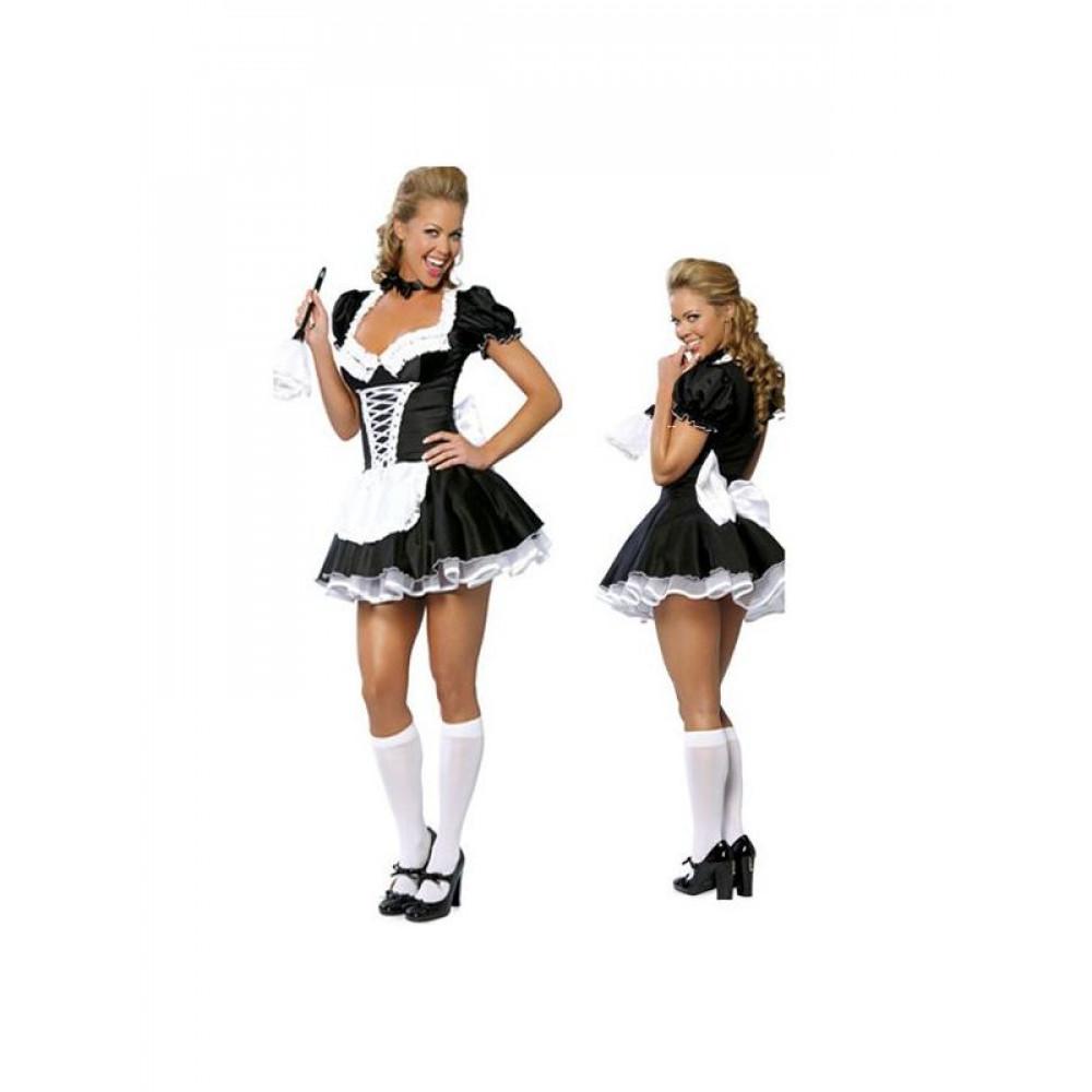 Nurse or housemaid costume