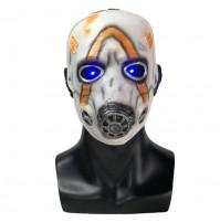 LED маска Крига Психа из компьютерной игры Borderlands 3