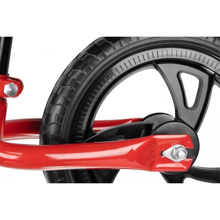 Balance bike, treadmill bike with walkers for children, with adjustable wheel height, seats - Kruzzel