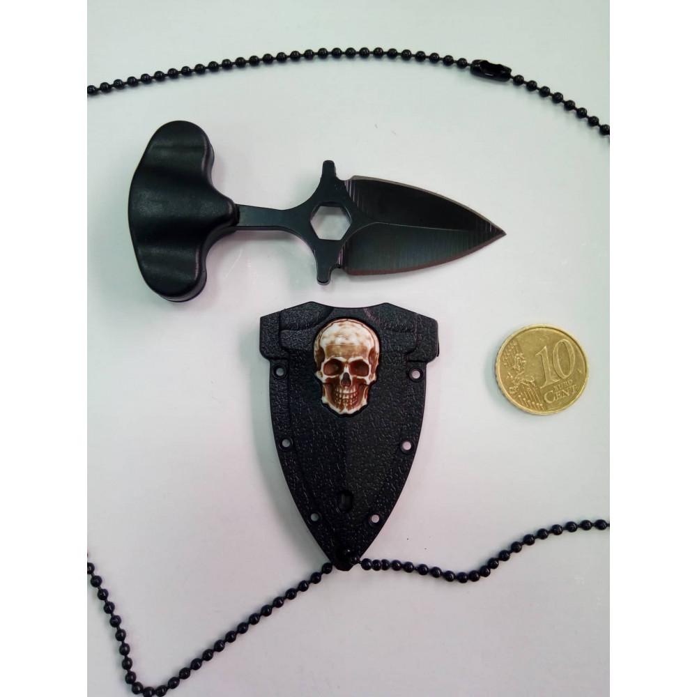 Stylish accessory pendant-knife