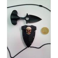 Стильный аксессуар кулон - нож