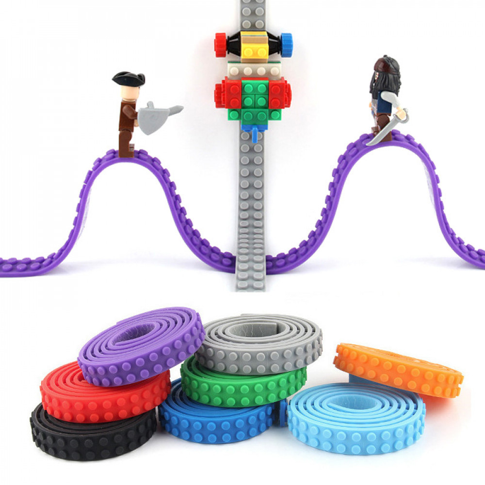 Building Block Tape for Lego Bricks