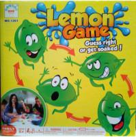 Board Family Game Wet Lemon - Lemon Game