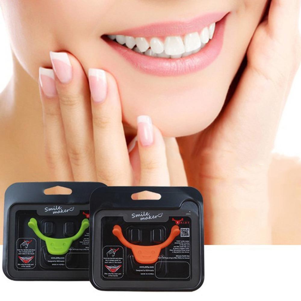 Facial muscle lift simulator - Smile Corrector