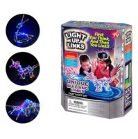 Glowing constructor Light Up Links, 98 pieces