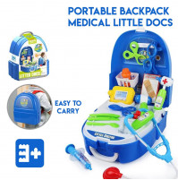 Playset doctor's suitcase