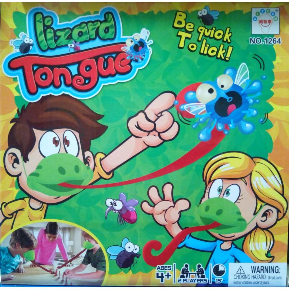 Board Game Lizard Tongue