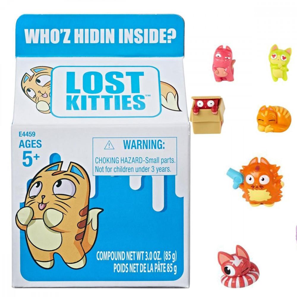 Hasbro Lost Kitties Blind Box Collectible Kids Figures