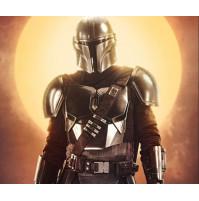 The Mandalorian Helmet from The Mandalorian TV show