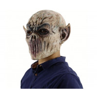 Carnival Scary Latex Mask - Monster Alien, for Parties, Halloween, Holidays, Practical Jokes