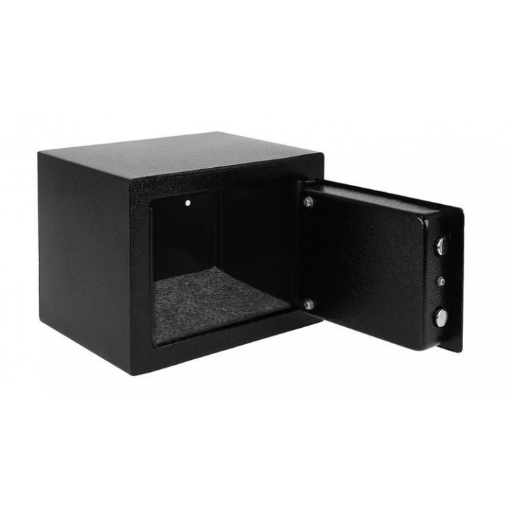 Reliable Safe Box for home, office, with three keys, 17 x 23 x 17 cm
