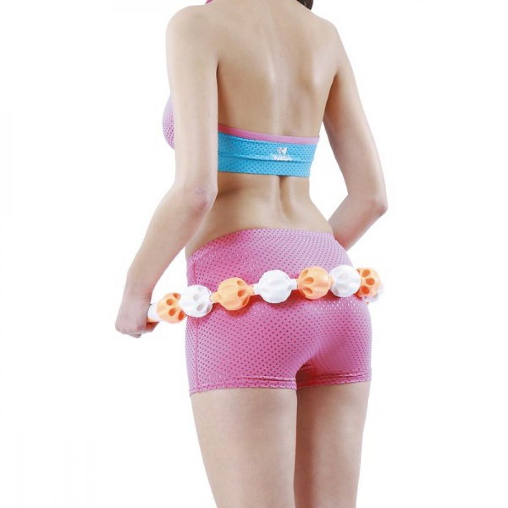 Back roller massager