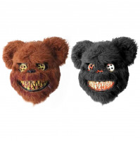 Scary masks for carnival, halloween, parties - Psycho Hare or Psycho Bear