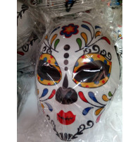 Mexican Carnival Mask - Halloween Costume Idea - Mask from Cartoon CELEBRATION OF LIFE DAY