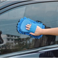 Car Wash Microfiber Towel Car Cleaning Drying Cloth Hemming Car Care Cloth Detailing Car Wash Towel