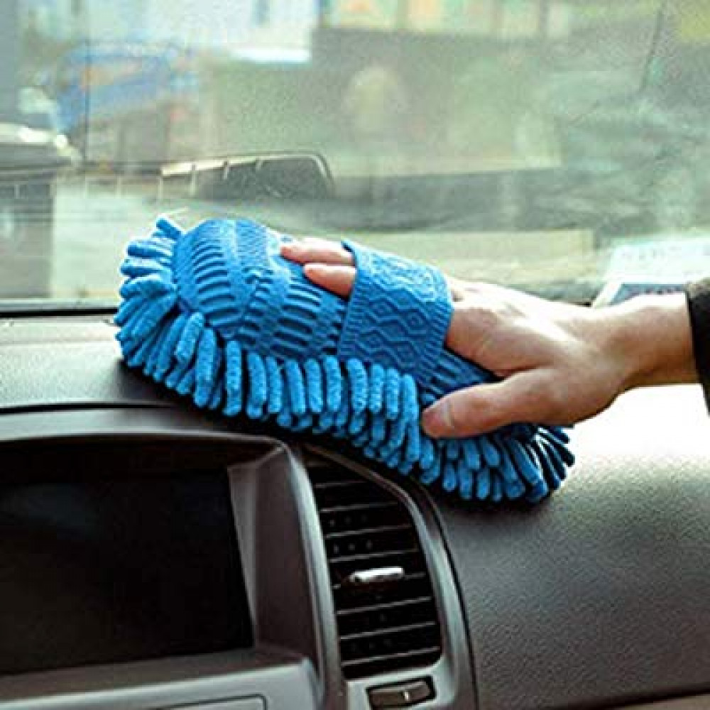 Size 30x30CM Car Wash Microfiber Towel Car Cleaning Drying Cloth Hemming Car Care Cloth Detailing Car Wash Towel