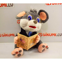 Soft interactive toy - Mouse Storyteller