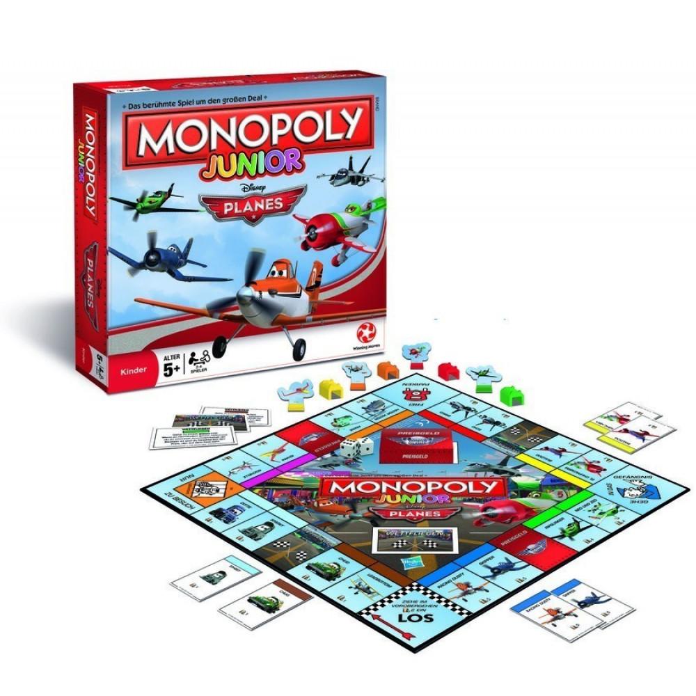 Galda spēle Monopolija Suņu Patruļa vai Lidmašīnas - Monopoly