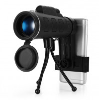Super High Power 40X60 Portable HD OPTICS BAK4 Evening Vision Monocular Telescope