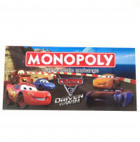 Board Game Monopoly - Cars