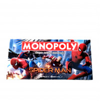 Board Game Monopoly — Spiderman