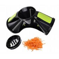 Grater - slicer for Korean carrots, fruits and vegetables