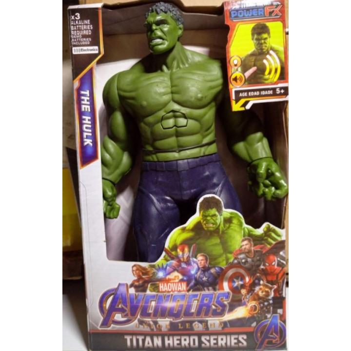 Collectible Marvel Avengers Superhero Figures – Green Monster Hulk