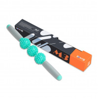 Massager for muscle tone and relaxation before and after training