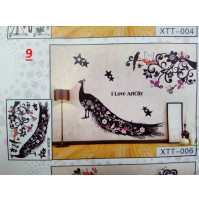 3D DECOR FOR THE WALL OF THE CHILDREN'S ROOM, STICKER FOR DECORATION OF THE ROOM, NEW DESIGNS