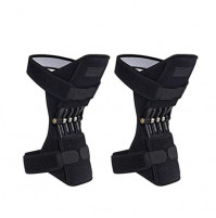 Knee pads with biomechanical triaxial joints, knee brace, knee orthosis, to prevent injuries, relieve knee pain, relieve stress