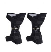 Наколенники с биомеханическими трехосевыми шарнирами, бандаж коленный, ортез на коленный сустав, для предотвращения и профилактики травм, облегчения боли в коленях, снятия нагрузки