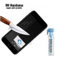 Liquid invisible smartphone screen protector
