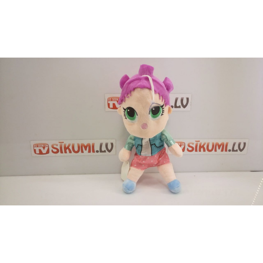 LOL OMG SURPRISE soft plush toy doll, gift for a girl