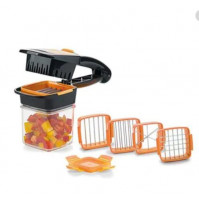 Shredder slicer for vegetables, mushrooms, fruits Nicer Dicer Quick