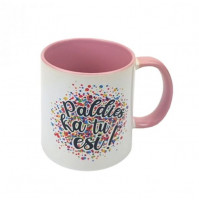 Mugs with cool inscriptions - for grandmother, beloved