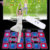 Dance Factory Pad dancing mat for one or two players