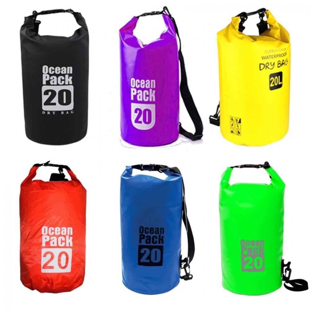 Waterproof bag for hiking, hiking, outdoor activities